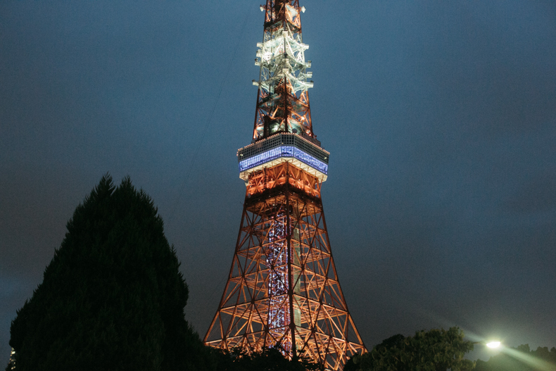 20170725 20170725 MK3 8310 - カシャッと旅7日目_06_東京タワー