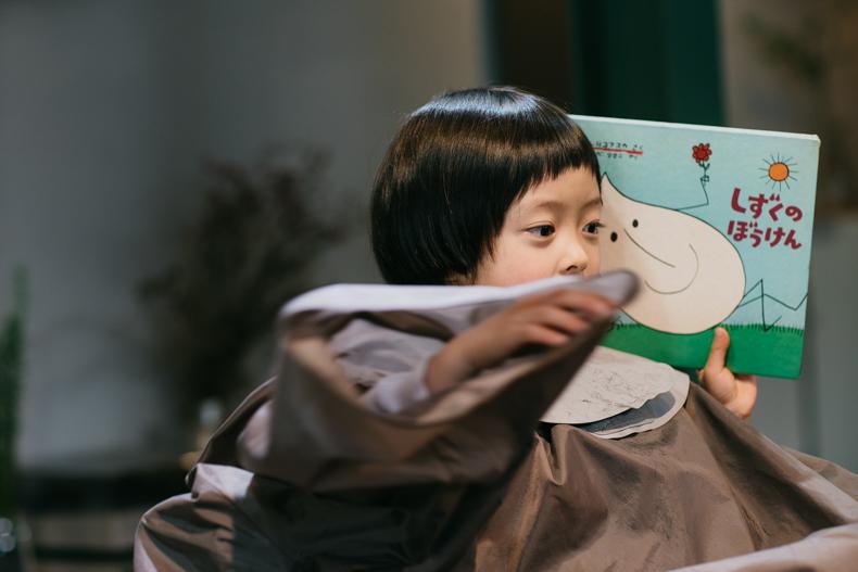20180314  DSC8321 - ヒカリ髪を切る